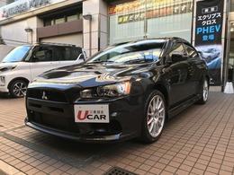 三菱 ランサーエボリューション 2.0 GSR X 4WD ツインクラッチSSTファイナル