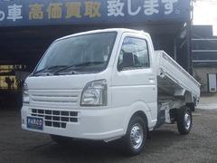 スズキ キャリイ の中古車 660 金太郎ダンプ 3方開 4WD 大分県大分市 83.9万円