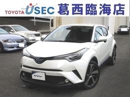 トヨタ C-HR ハイブリッド 1.8 G TSSP モデリスタAW LEDライト ICS BSM