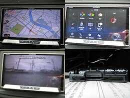 メモリーナビ Bluetoothオーディオ フルセグ バックカメラ ETC装備