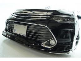 トヨタ カムリハイブリッド 2.5 Gパッケージ NEW4眼ヘッドライト 新品モデリスタ仕様