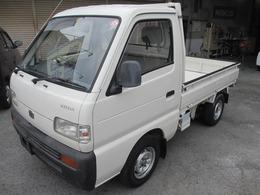 マツダ スクラムトラック 660 KA 3方開 4速