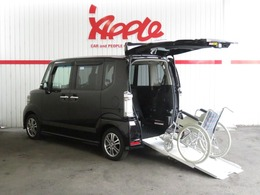 ホンダ N-BOX+ 660 G 車いす仕様車 禁煙 スローパー 電動ウィンチ 固定装置