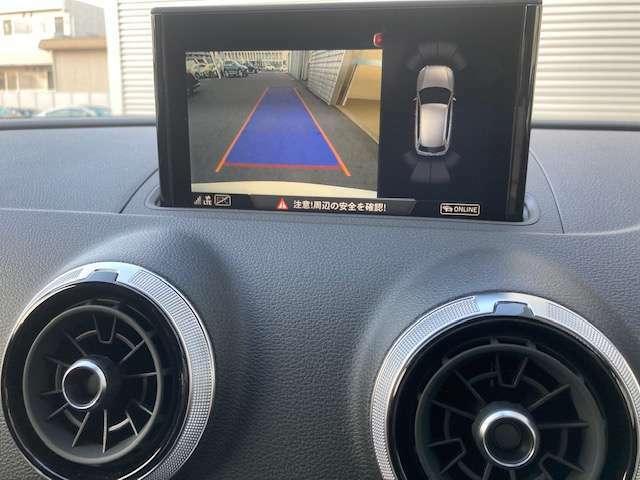 バンパーセンサーとバックカメラを装備しており、駐車をサポートします!