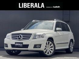 メルセデス・ベンツ GLKクラス GLK300 4マチック 4WD 純正ナビ フルセグTV Bカメ ハーフレザ-
