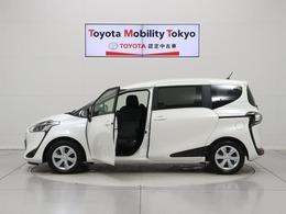 トヨタ シエンタ 1.5 G ウェルキャブ 助手席回転チルトシート車 Bタイプ