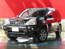 日産 エクストレイル 2.0 20X 4WD 楽ナビ・ETC・MANARAY17AW・ワンセグ・4WD