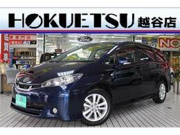 トヨタ ウィッシュ 1.8 S HDDナビ・フルセグ・HIDライト