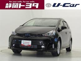 トヨタ プリウスα 1.8 S ツーリングセレクション 純正TCナビ トヨタセーフティセンス