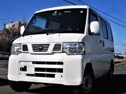 日産 NV100クリッパー 660 DX ハイルーフ 4WD パートタイム4WD