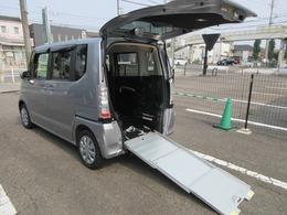 ホンダ N-BOX+ 660 G 車いす仕様車 リアシート無しタイプ ナビTVバックモニター ドラレコ
