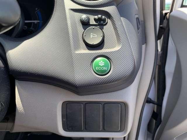 電動格納ミラーのスイッチ。動作チェック済み。