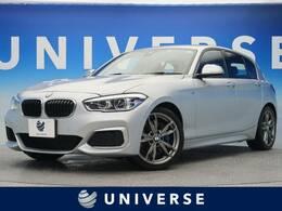 BMW 1シリーズ M140i ダコタレザー 最出力340Ps 純正ナビ LED