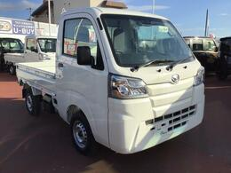 ダイハツ ハイゼットトラック 660 スタンダード SAIIIt 3方開 /エアコン/パワステ/LED