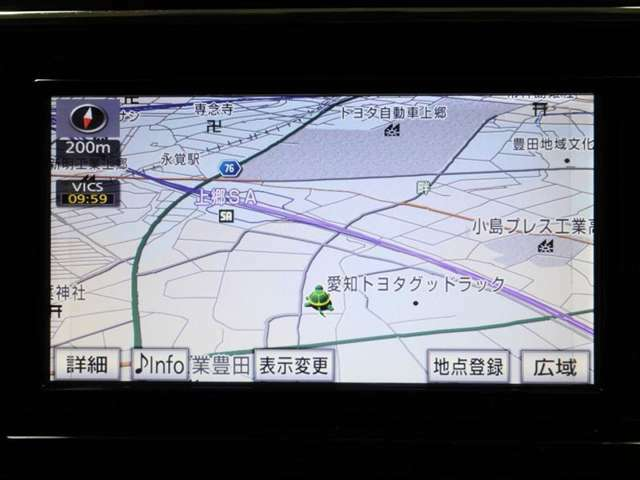 トヨタ純正ナビ NSZT-W61G Bluetooth対応
