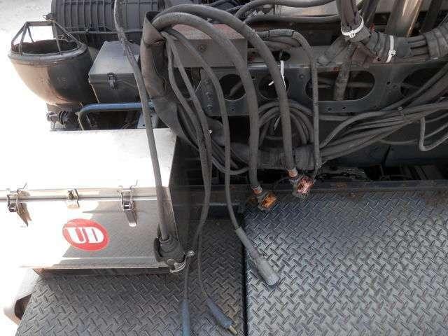 H16 日産ディーゼル ビッグサム 積載9500kg 走行391000km シングルヘッド アルミホイール リーフサス