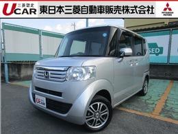 ホンダ N-BOX+ 660 G Lパッケージ 4WD メモリーナビ ETC ABS 禁煙 車検整備付