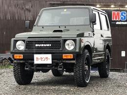 スズキ ジムニー 660 ランドベンチャー 4WD アルミH 全塗装済 360画像