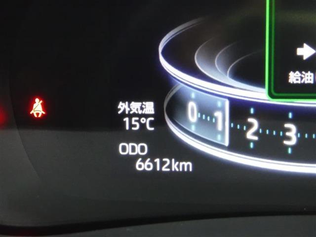 撮影時の走行距離は約7千kmです。安心のロングラン保証付きです。