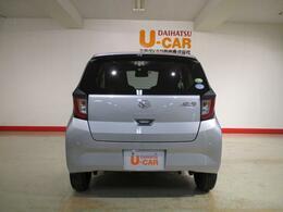 低燃費のミライース♪どなたでも運転しやすいですよ♪スマアシ装備 届出済未使用車 走行5km!