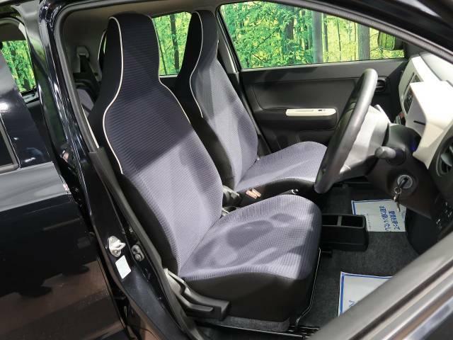 おちつきのあるお色!「グレーファブリックシート」!!☆運転中のあなたをリラックスさせてくれると共に、広々&ゆったり座っていただけます☆是非一度ご体感ください!!
