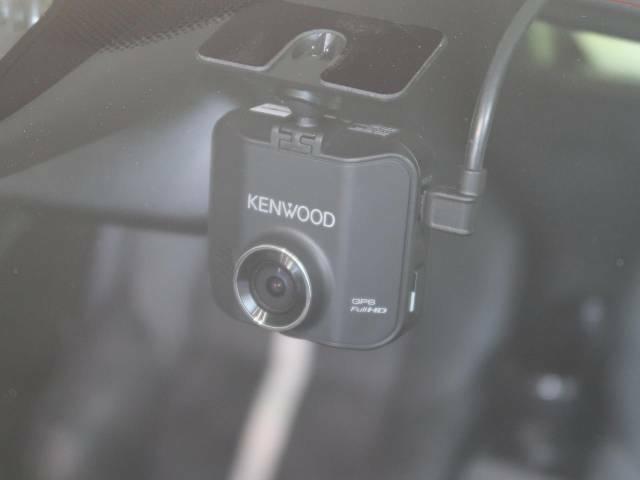 ドライブレコーダー付のお車です☆映像や音声などを自動的に記録することができます!万が一の時も記録として映像が残るので安心です☆