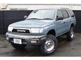 トヨタ ハイラックスサーフ 2.7 SSR-X 4WD リフトアップ・社外AW・BF新品タイヤ