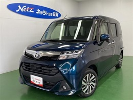 トヨタ タンク 1.0 G S 4WD ナビ バックカメラ ETC付