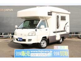 トヨタ ライトエーストラック キャンピング バンテック JB490T 4WD FFヒーター 20型テレビ 電子レンジ