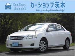 トヨタ カローラアクシオ 1.5 G 新 車販売車両管理ユ-ザ様下取1オ-ナ禁煙車