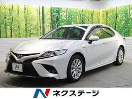トヨタ カムリ 2.5 WS 禁煙車 パドルシフト ディスプレイナビ