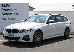 BMW 3シリーズツーリング 320d xドライブ Mスポーツ ディーゼルターボ 4WD 黒レザー コンフォート ハイライン