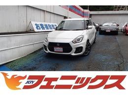 スズキ スイフト スポーツ 1.4 ワンオーナー 新車保証書 純正エアロ