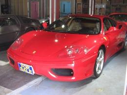 フェラーリ 360モデナ 3.6 新車並行チュービマフラー可変バルブ