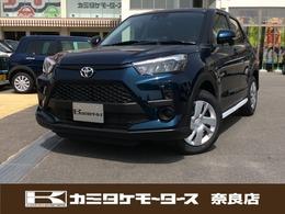 トヨタ ライズ 1.0 X S コンパクトSUV・キーフリー・ターボ車