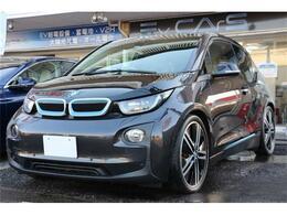 BMW i3 レンジエクステンダー 装備車 1オーナー ACC OP20AW 純正ナビ