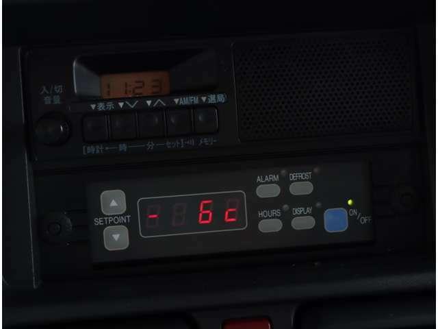 作動確認済み☆-5℃設定☆1時間ほどで設定温度になりました!(夏場など外気温が高い時期は多少時間かかります)