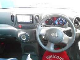 キューブマイルーム、視界もよく、運転も楽で、長距運転も座り心地のいいシートで快適です。