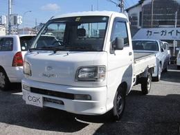 ダイハツ ハイゼットトラック 660 エアコン・パワステスペシャル 3方開 5速MT