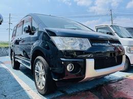 三菱 デリカD:5 2.4 シャモニー 4WD キセノンライト オートスライドドア
