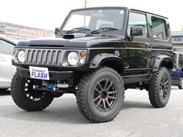 スズキ ジムニー 660 XL 4WD リフトアップ