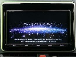純正9インチナビ!フルセグTV視聴可能♪Bluetooth接続もできます!