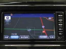 トヨタ純正SDナビゲーション付き♪ワンセグTV・CD・AM・FMが視聴可能☆使い勝手も良く、操作も簡単です!お気に入りの選曲で、通勤・ドライブを快適にどうぞ♪