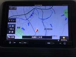 カロッツェリア製メモリーナビ Bluetooth接続可能 AVIC-RL05