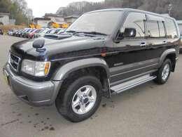 切替式4WD/Wエアバック/純正16インチアルミ/背面タイヤ/社外CDデッキ&CDチェンジャー/ヒーター電格ミラー/