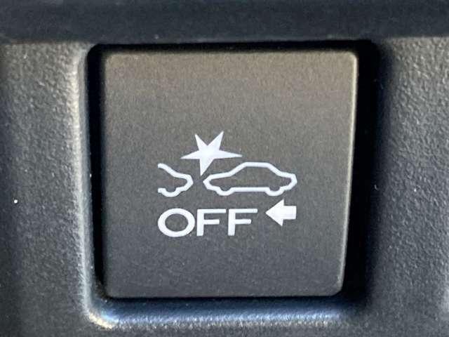 ◆衝突被害軽減【衝突軽減ブレーキ付き!誤操作で万が一、前方の車に衝突しそうになった際にブレーキが作動し衝突の被害を軽減します。】