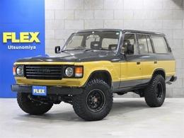トヨタ ランドクルーザー60 4.0 VX ハイルーフ ディーゼルターボ 4WD 下取り車両 ロールーフ換装