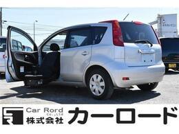 日産 ノート 1.5 15X SV +プラズマ アンシャンテ 助手席回転シート 助手席スライドアップシート