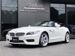 BMW Z4 sドライブ 35i Mスポーツ Design Pure White 地デジTV 白革