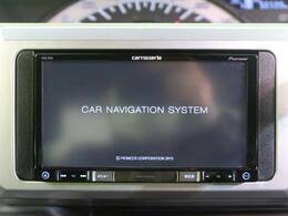 【社外HDDナビ】使いやすいナビで目的地までしっかり案内してくれます。CD/DVDの再生もでき、ミュージックサーバー内蔵です!お車の運転がさらに楽しくなりますね!!